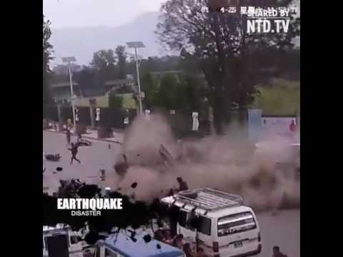 Most disastrous earthquakes..by ntd.tv