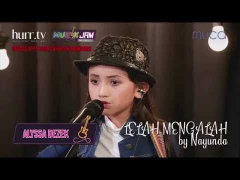 Alyssa Dezek Lelah Mengalah By Nayunda Cover Chords