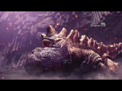 Monster Hunter: World - Volcano Map for the First Time, NEW MONSTERS !!