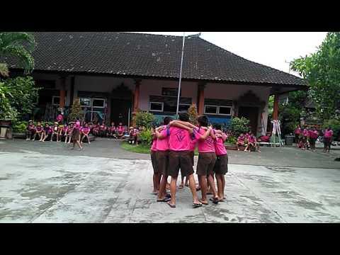 Yel Ke Kinian Dari Regu Elang Anak Sd N 3 Mengwi ,,,,badung Bali