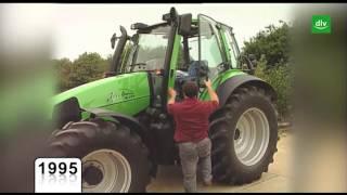 Deutz-Fahr Freisichtkonzept - ein Meilenstein der Landtechnik