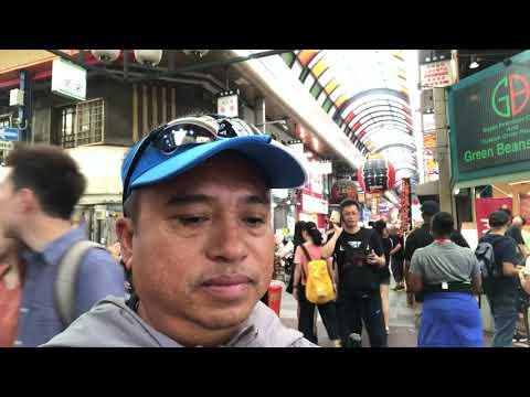 Osaka ; Japan Trip With Gate1 August 2019