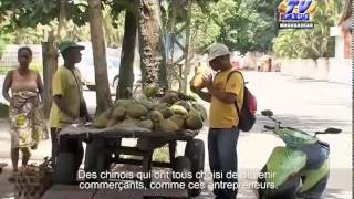 DOCUMENTAIRE LA CHINE A MADAGASCAR ECONOMIE Part 1 du 26 mai 2014
