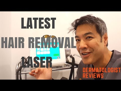Latest hair removal laser- 2017