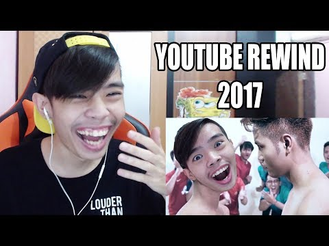 Youtube Rewind Indonesia 2017 Reaction 🔥🔥🔥🔥🔥🔥 (Semarang)