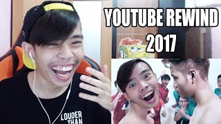connectYoutube - Youtube Rewind Indonesia 2017 Reaction 🔥🔥🔥🔥🔥🔥 (Semarang)