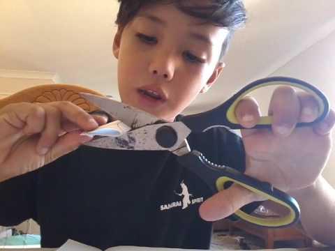 Diy paper fidget spinner
