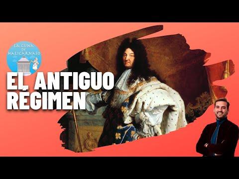 El Antiguo Régimen: absolutismo, parlamentarismo y sociedad estamental