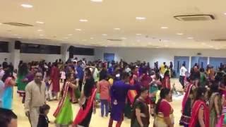 Nagrecha Hall Navratri Dadiya Play 6th Day Part-1 2015