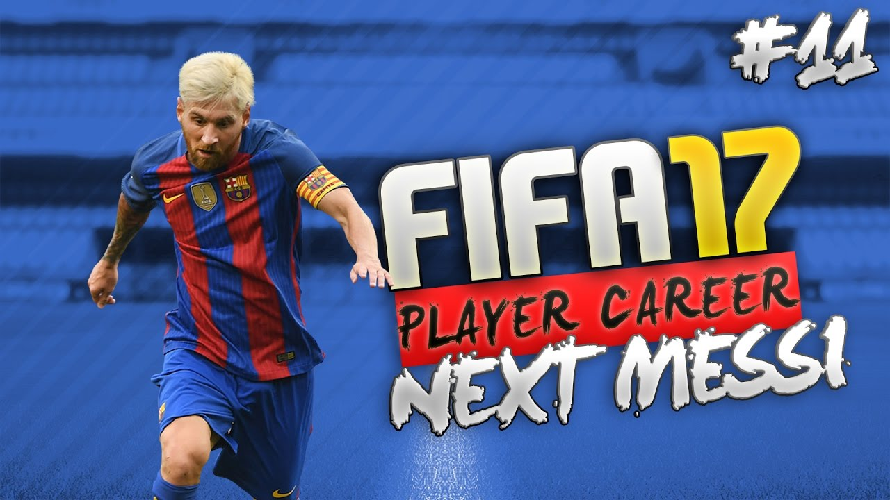 how to get messi in fifa 17 career mode
