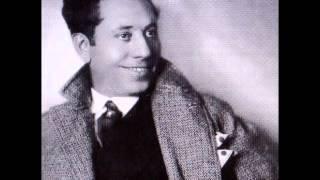 "Francesco Battaglia tenor ""Di quella pira"" Deutsche Grammophon-Polydor 1925"