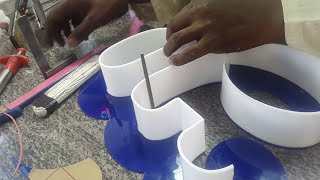 How to make a 3d letter raising thumbnail