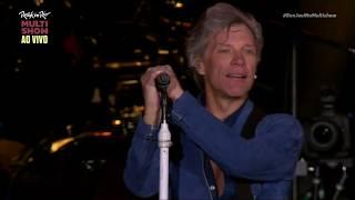 Bon Jovi - Runaway | Live at Rock in Rio 2017