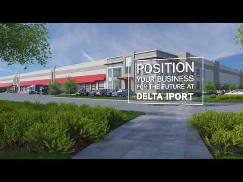 Delta iPort - Market-Leading, Tier-1 Distribution Centres