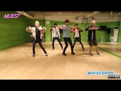 NU'EST - Introduce Me To Your Nuna (dance practice) DVhd