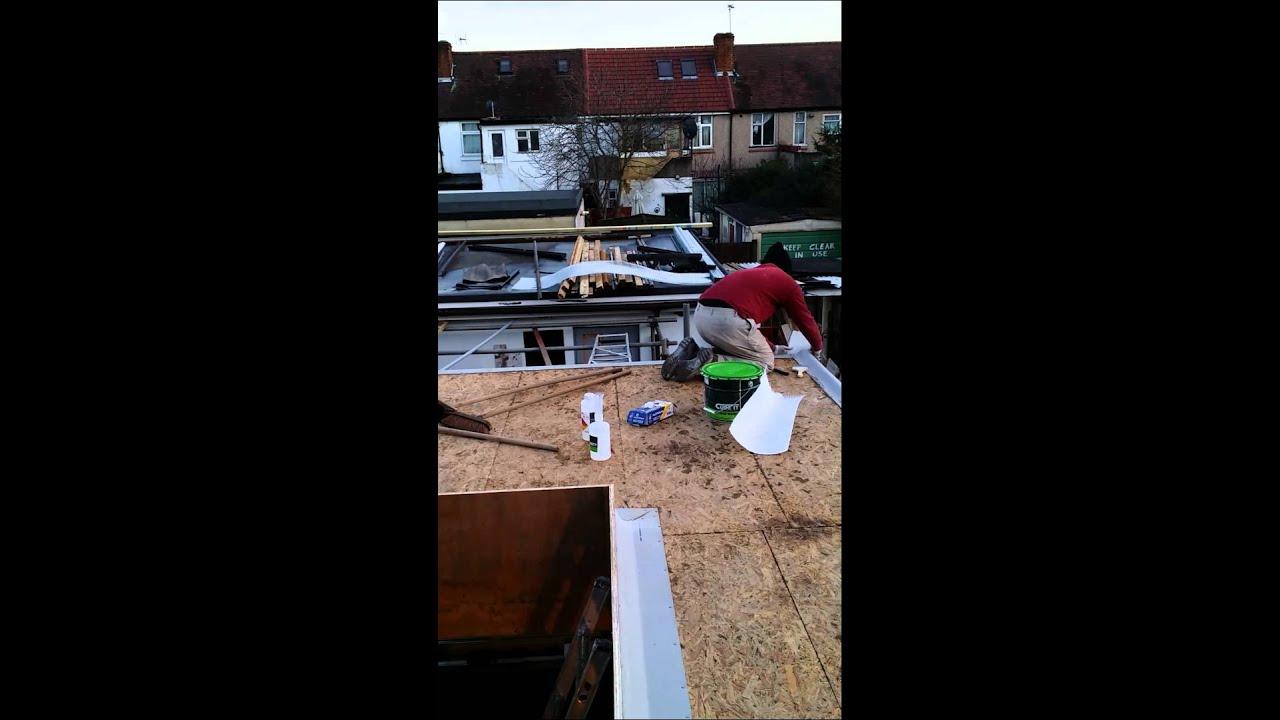 Arj fiber mesh roofing