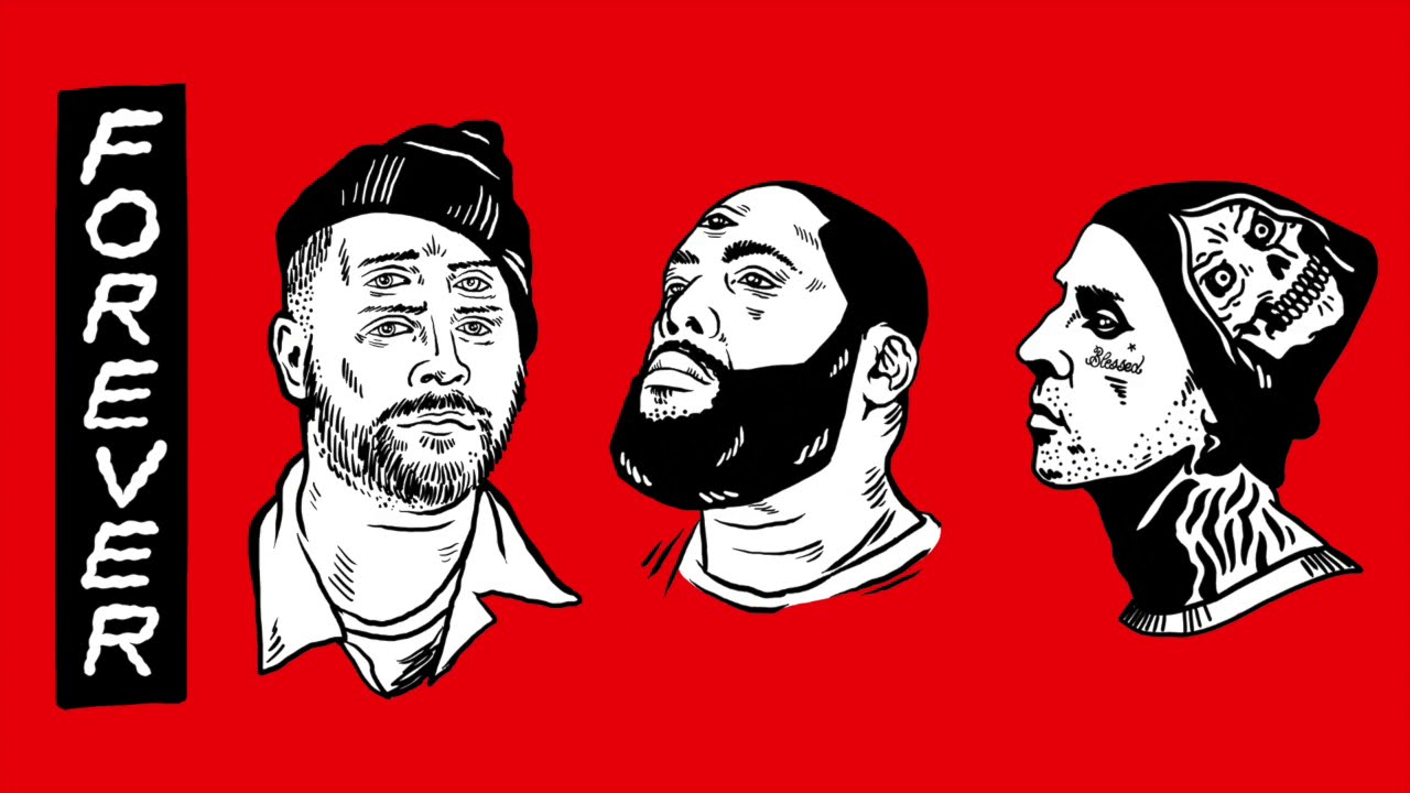 Travis Barker & Run The Jewels: Forever (Official Audio)