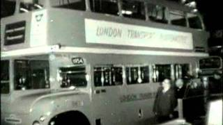 The Routemaster Bus -  Part 1