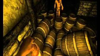 Amnesia The Dark Descent Monster Destroyed my barricade