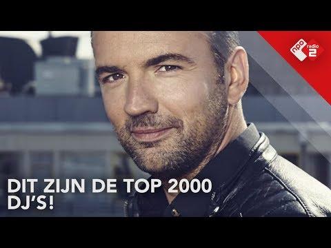 Dit zijn de Top 2000 DJ's | NPO Radio 2