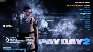 Firestarter Payday 2 PC Max settings 4K