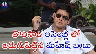 Mahesh Babu politician Role In Koratala Siva Direction   Bharath Anu Nenu Movie   Telugu Full Screen