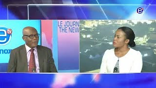 THE 6PM NEWS (Guest: Barrister  FRU JOHN NSOH) EQUINOXE TV) THURSDAY MAY 24th 2018
