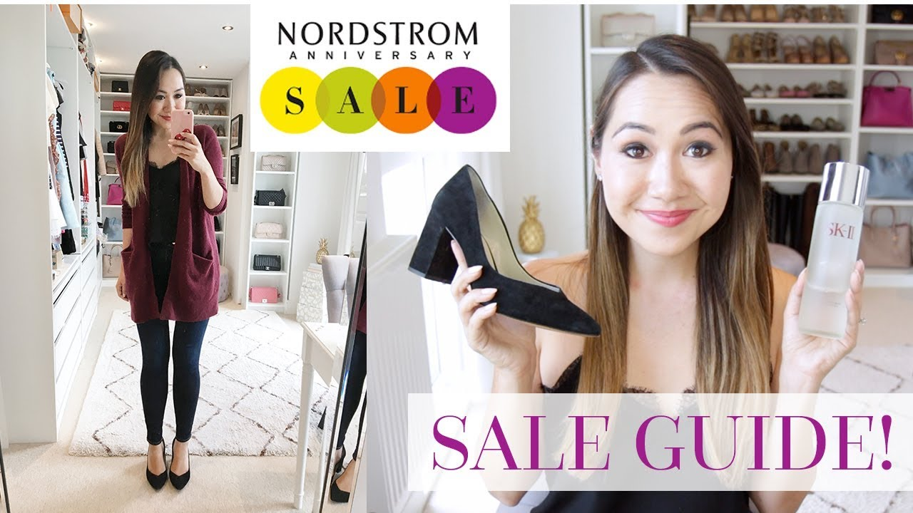NORDSTROM ANNIVERSARY SALE | THE BEST THINGS TO BUY - YouTube