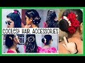 Coolest Hair Style Accessories / Ideas for INDIAN WEDDINGS / EASIEST Wedding Hairstyles