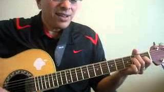 Aasai Oru Pulveli music by Santhosh tamil song guitar chord lesson by Suresh