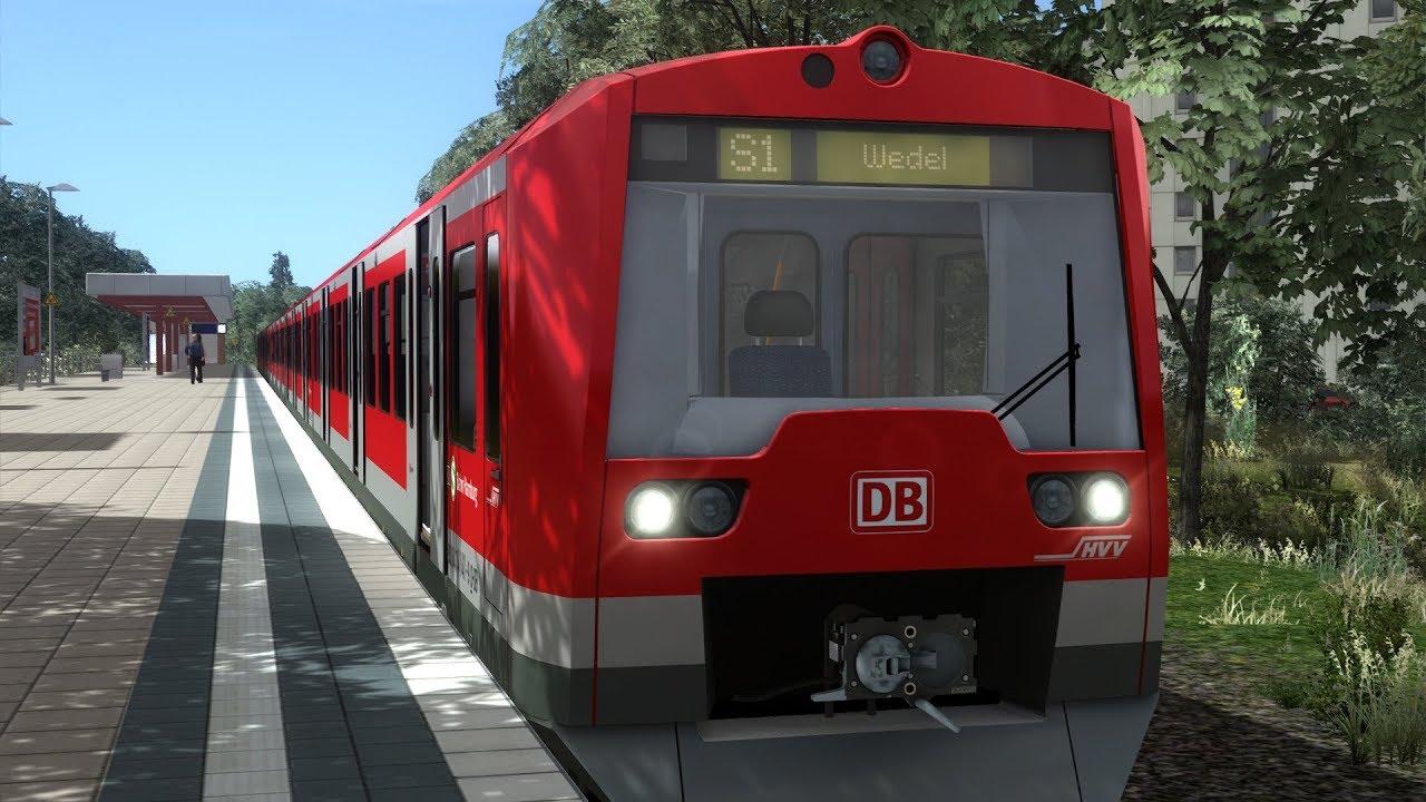 S1 Frankfurt
