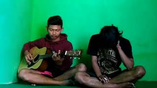 #adaband #nyawahidupku Ada band - Nyawa Hidupku cover by ilham aten ft faiztajib