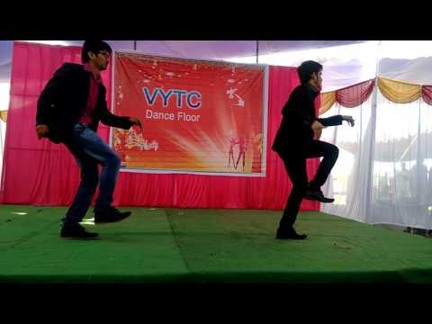 Rooba rooba & you my love and hip hop Super dance performance by VYTC