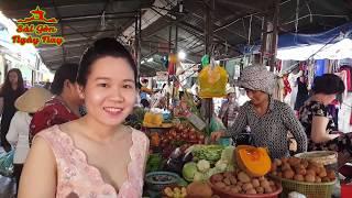 Tuyên dương lòng tốt trao quà 1000$ cho chị Thắm bán Đậu hũ Chợ Nhật Tảo Sài gòn