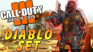 "CoD Black Ops 3 ""COMPLETING THE DIABLO SET!"" 