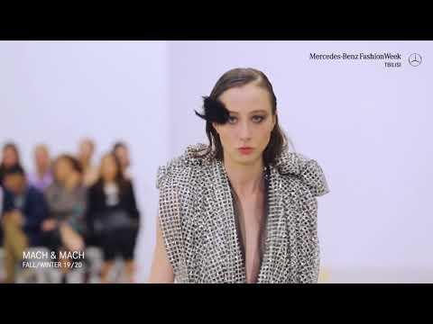 Mercedes-Benz Fashion Week Tbilisi FW 19-20 / Mach&Mach