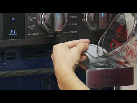 Double Wall Oven 7000 Series - Steam Bake and Steam Roast