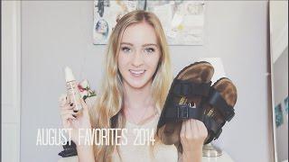 August Favorites 2014: Beauty, Fashion & Random | ZaraForever Thumbnail