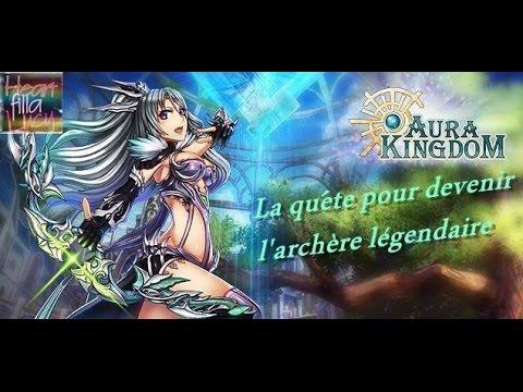 Aura Kingdom : épisode 26 (lvl 51-52) : Bienvenue Gabrièle !! ♥