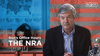 The NRA Wasn't Always Against Gun Restrictions | Ron's Office Hours | NPR