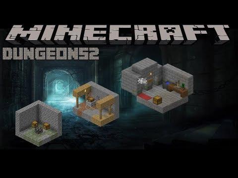 dungeons2---minecraft-1.12.2-(mod-showcase)