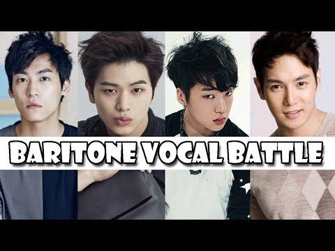 Baritone Vocal Battle|K-Pop Male Vocalists (C4 - G#4)