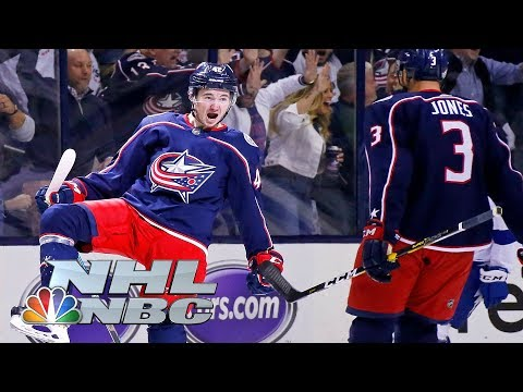 Maria - Blue Jackets Make History With Sweep Of Top Seed Tampa Bay