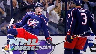NHL Stanley Cup Playoffs 2019: Lightning vs. Blue Jackets | Game 4 Highlights | NBC Sports