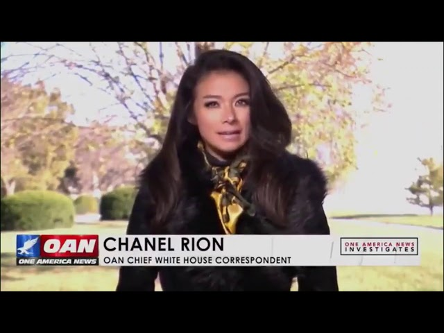 """WATCH: Chanel Rion on """"Dominion-izing the Vote"""""""
