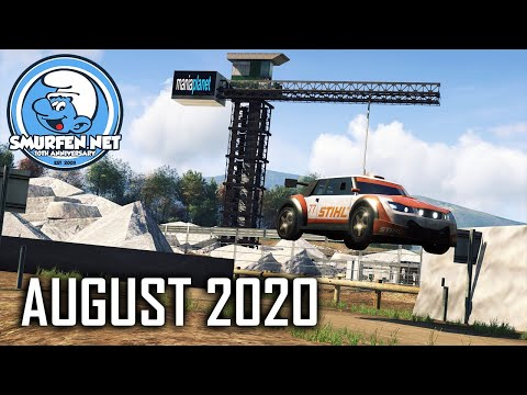 Valley SmurfsCup | August 2020 Maps | feat. styx |