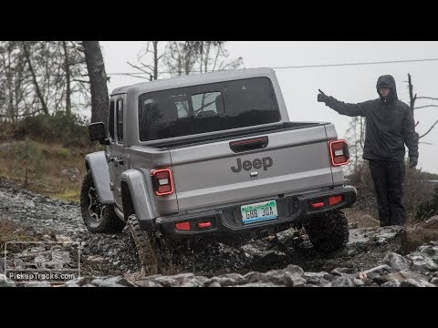 2020 Jeep Gladiator: A Ride on the Wild Side
