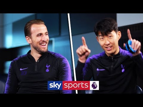 Harry Kane vs Son Heung-min | 'Who Am I?' Tottenham Teammates Quiz