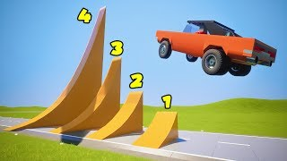 4 Different Lego Ramps Jumps | Brick Rigs.mp3