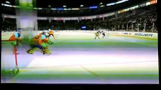 NHL 10 (Xbox 360) Miracle Goal